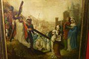 Renaissance Altmeistergemälde Christus Christ Öl