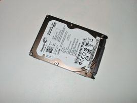 500GB Festplatte HDD SEAGATE MOMENTUS: Kleinanzeigen aus München Obergiesing - Rubrik Notebooks, Laptops