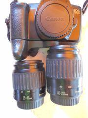 CANON EOS 1000 - Spiegelreflexkamera