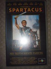 VHS Video Spartacus