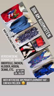 Damenbekleidung Gr 36 38