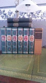 9 Stück KarlMay Bücher