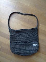 Dunkle GESSLEIN Handtasche Tasche top