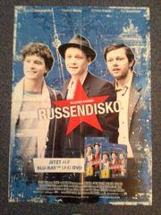 Filmplakat A1 Russendisko 2012 Schweighöfer