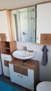 neuwertig komplettes Badezimmermöbel Set 1Jahr