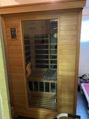 verkaufe Infarotkabinen Sauna