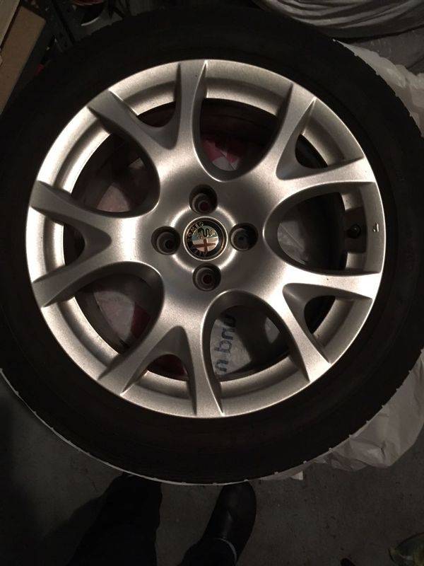 Alfa Romeo Mito Felgen mit