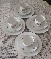 Kaiser Porzellan Kaffee Service bestehend