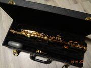 Saxofon Sopranino wenig Gebraucht