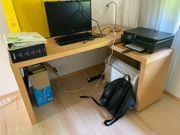 Schreibtisch Ikeaschreibtisch