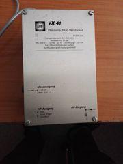 Hausanschluß-Verstärker VX 41 von Wisi