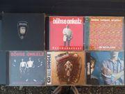 Böhse Onkelz CD s