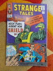 strange tales comic heft
