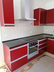 Hochwertige Küche inkl Geräte
