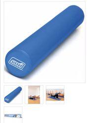 Sissel Pilates-Roller Pro Blau 100