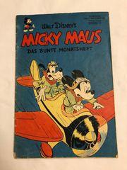 Micky Maus Heft Nr 1 -