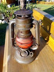Petroleumlampe Feuerhand