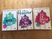 Colleen Hoover 3 Bände