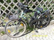 26 Zoll Fahrrad mir Hilfsmotor