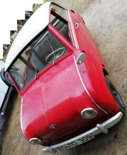 verkaufe OLDTIMER Goggomobil Limousine 1963