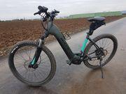 E-MTB Bulls Damenrad E-Bike Tiefeinsteiger