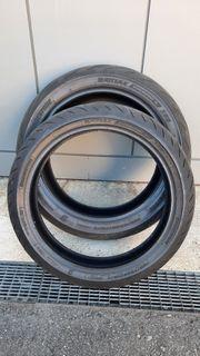 Motorradreifen Satz Bridgestone S22 Hypersport