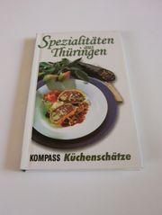 Spezialitäten aus Thüringen - Herausgeber Kompass