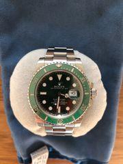 Rolex Submariner Hulk LV 116710