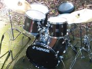 Schlagzeug Sonor Marken Drum Set