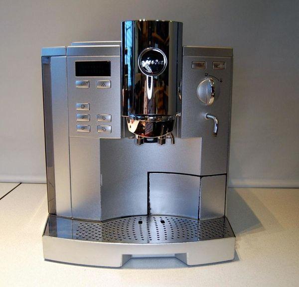 Jura Kaffeevollautomat Modell Impressa S9