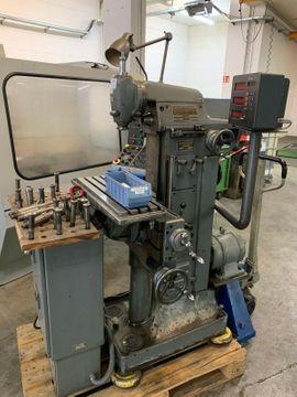 DECKEL - Werkzeugfräsmaschine