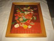 Ölgemälde Gemälde Bild Blumen-bild von