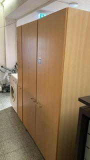 Schrank mit ausziehbaren Fächern - LD12093