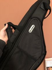 Bag für Altsaxophon zu verschenken
