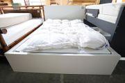 Bett moderner Stil weis - HH170812