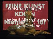 Ankauf Allach Figuren Militaria Deutschland