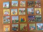 Verschiedene Pixibücher