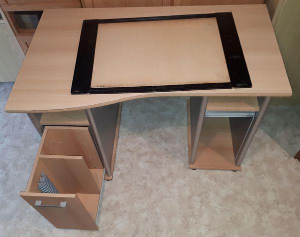 Schreibtisch PC - kinderzimmer - Schreibtisch