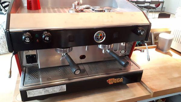 WEGA Atlas Epu2 Profi- Espressomaschine