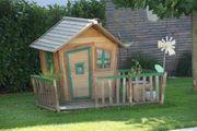 Kinder Spielhaus für den Garten