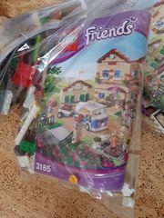 Lego Friends Großer Reiterhof 3185