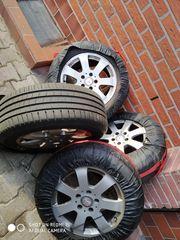 Mercedes-Benz E Klasse Reifen mit