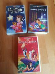 VHS König der Löwen Lauras