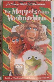 Muppets Weihnachten - Film - VHS