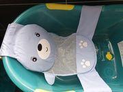 Baby Badewannennetz für Babys 0-6