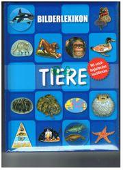 TIERE - Bilderlexikon für Kinder ab