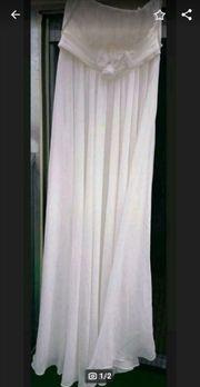 Abendkleid weiß