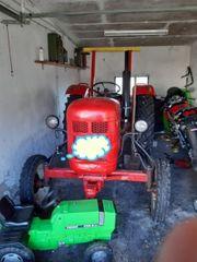 Traktor fahr 132
