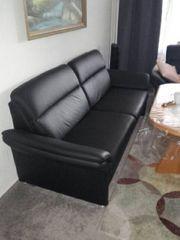 Couchgarnitur aus Leder