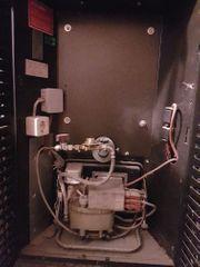 Schrag Öl-Heizeinsatz Brenner Ölpumpe Vakuum-Leckanzeiger